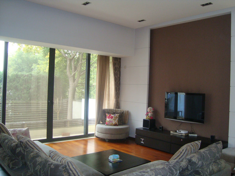 Big westwood green villa for rent Minhang