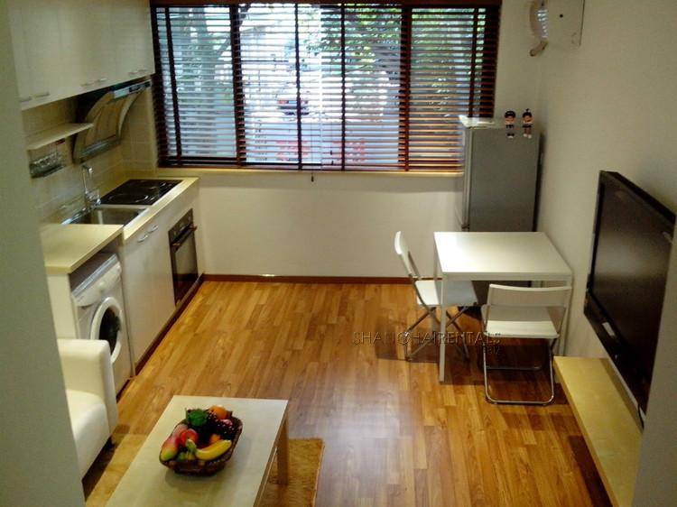 Renovated Lane house for rent on South Shanxi road