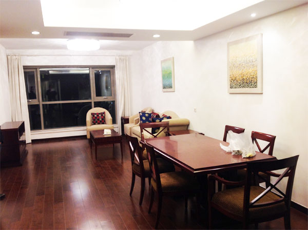 Modern deco 3br in 8park, Jingan for rent