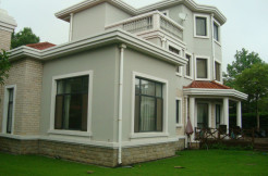 Risen villa with big garden for rent in Minhang