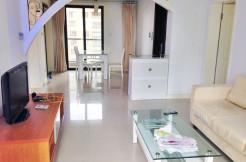 Territory apartment for rent in Jing'an district