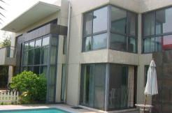 Modern villa 4 BR floor heating and central AC