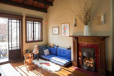 Spacious Loft Style Two Bed Apt with Terrace in FFC