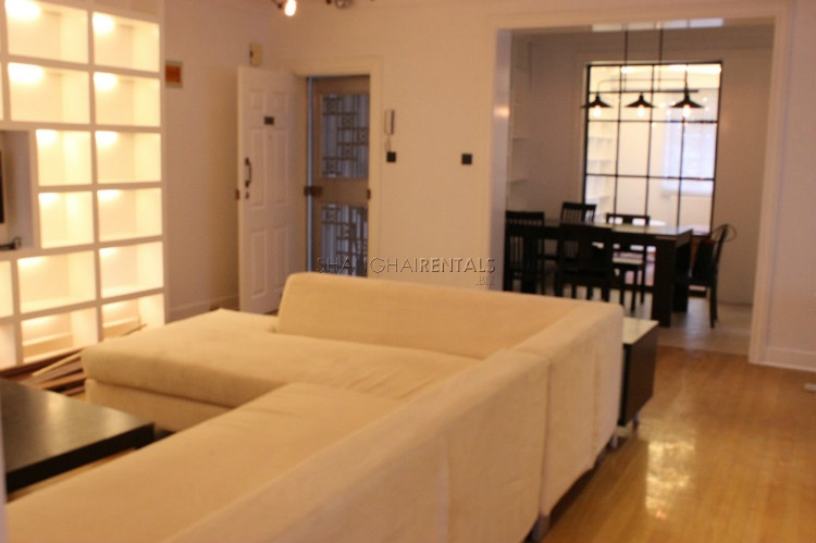 Wall heated apartment for rent on Jangguo lu