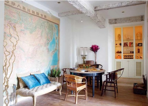 ART DECO OLD APARTMENT FOR RENT (2)