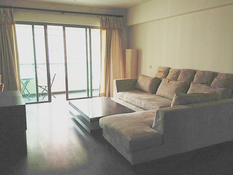 Quality 4 bedrooms apartment in high floors down town Shanghai