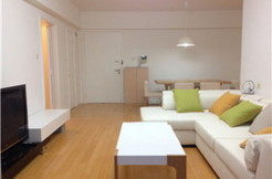 High floor Apartment for rent in Xujiahui in central Shanghai