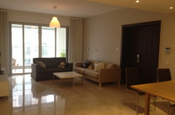 Apartment for rent in Central park in Xintiandi