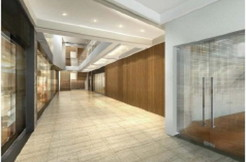 Commercial space in McBain Court,city center Shanghai
