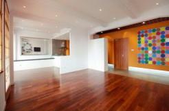 Modern 2bedroom flat in Embankment Building for rent