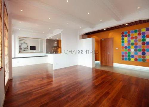 modern apartment in art deco building near suzhou creek bund area for rent (4)