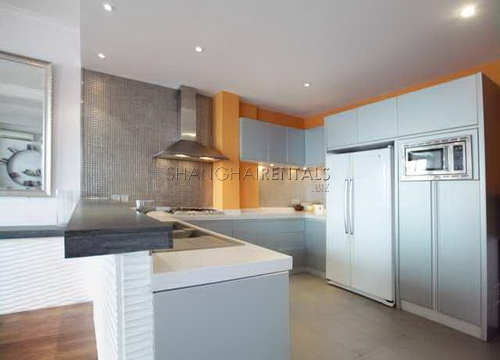 modern apartment in art deco building near suzhou creek bund area for rent (6)