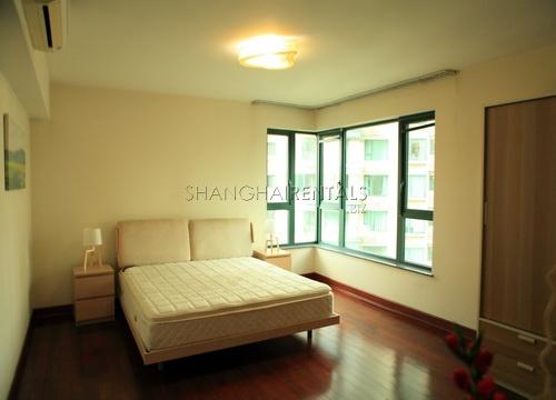 modern apartment in oriental manhatthan in xujiahui shanghai for rent (8)