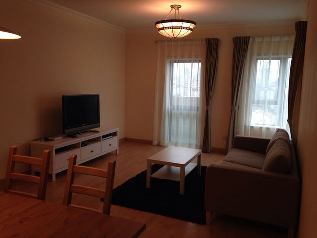 Ambassy Court apartment for rent in French Concession