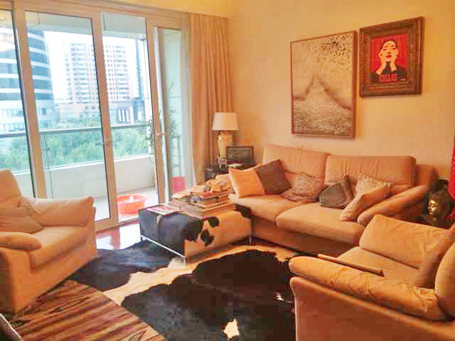 Edifice apartment for rent in Jingan