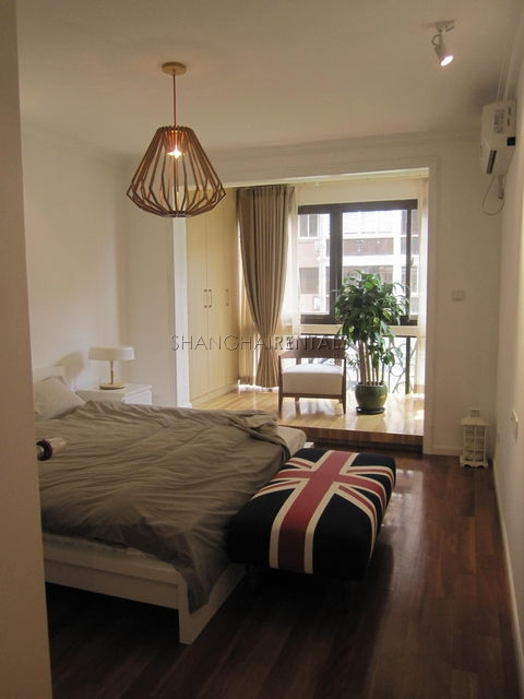 Stylish apartment for rent in Gubei