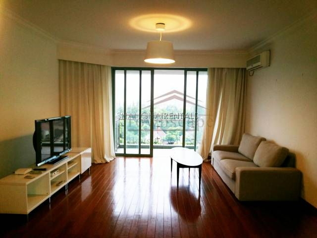 Central Residences apartment for rent in French concession