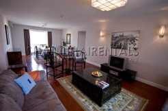 High floor summit apartment for rent in French Cincession