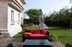 Le chmbord Villa with garden