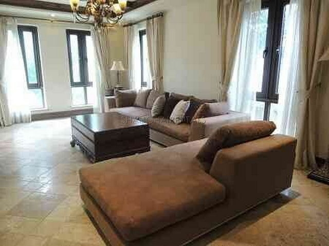 Rancho Santa fe for rent in Qingpu District
