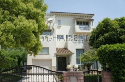 Forest Riviera Villa for rent in Qingpu in Shanghai