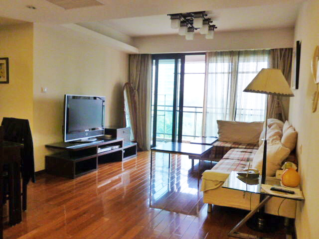 Yanlord Riverside Garden cosy flat for rent Gubei