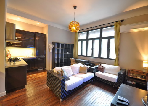 Apartment In Art Deco Heritage Building Former French Concession Shanghai For Expat