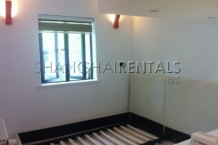 lane house with terrace in former french concession for rent apartment in shanghai for rent (1)