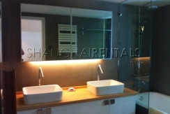 lane house with terrace in former french concession for rent apartment in shanghai for rent (2)
