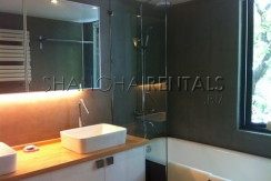 lane house with terrace in former french concession for rent apartment in shanghai for rent (8)