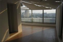 penthouse in gubei for rent floor heating with nice view, expat housing, apartment for rent in Shanghai (12)