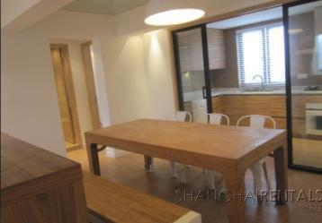 penthouse in gubei for rent floor heating with nice view, expat housing, apartment for rent in Shanghai (5)