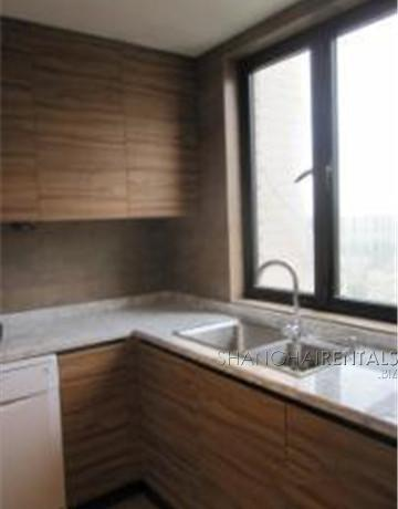 penthouse in gubei for rent floor heating with nice view, expat housing, apartment for rent in Shanghai (6)