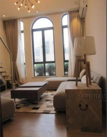 penthouse in gubei for rent floor heating with nice view, expat housing, apartment for rent in Shanghai (8)