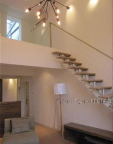 penthouse in gubei for rent floor heating with nice view, expat housing, apartment for rent in Shanghai (9)
