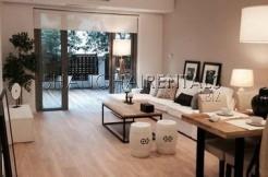 3bedroom flat with garden in downtown Shanghai