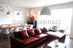 3br Apt on Changle Rd with contemporary design