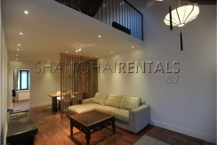 loft in lane house in former french concession in shanghai for rent (3)