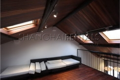 loft in lane house in former french concession in shanghai for rent (9)