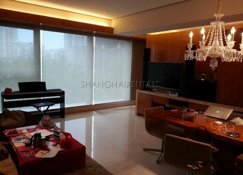 luxury apartment in xintiandi shanghai for rent (5)