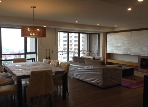 modern apartment for rent in former french concession in shanghai (2)