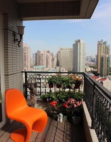 modern apartment for rent in jingan shanghai (21)