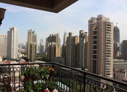 modern apartment for rent in jingan shanghai (23)