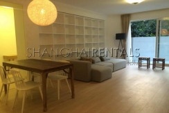 modern apartment in central residences in former french concession in shanghai for rent (1)