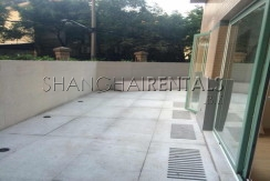 modern apartment in central residences in former french concession in shanghai for rent (4)