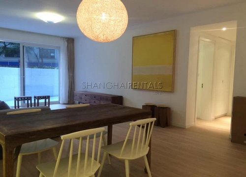 modern apartment in central residences in former french concession in shanghai for rent (7)
