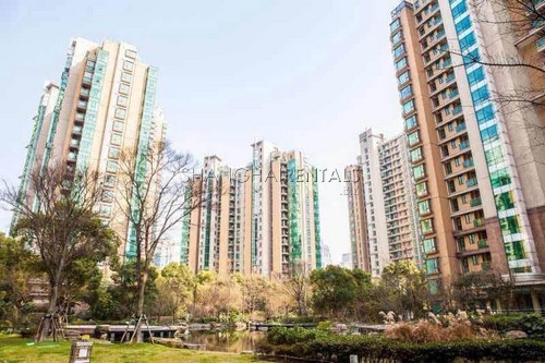 apartment for rent in shanghai Ladoll West Nanjing Rd1