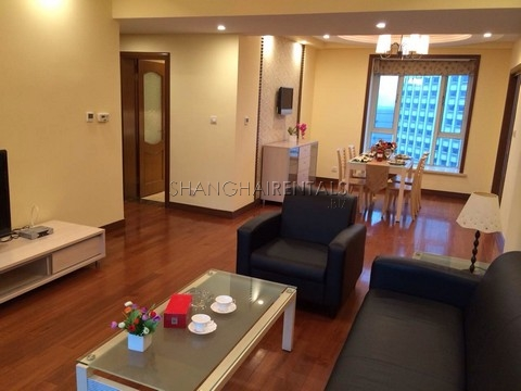 apartment for rent in shanghai Ladoll West Nanjing Rd3