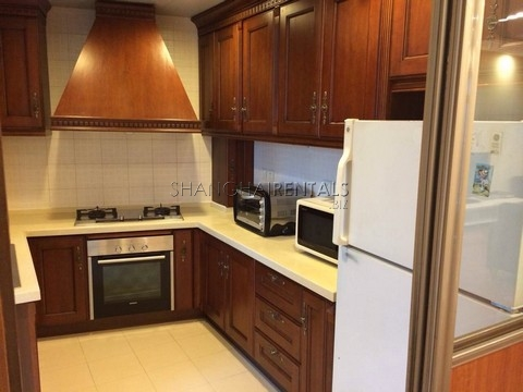 apartment for rent in shanghai Ladoll West Nanjing Rd5