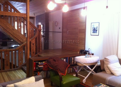 lane house for rent in french concession shanghai  (10)